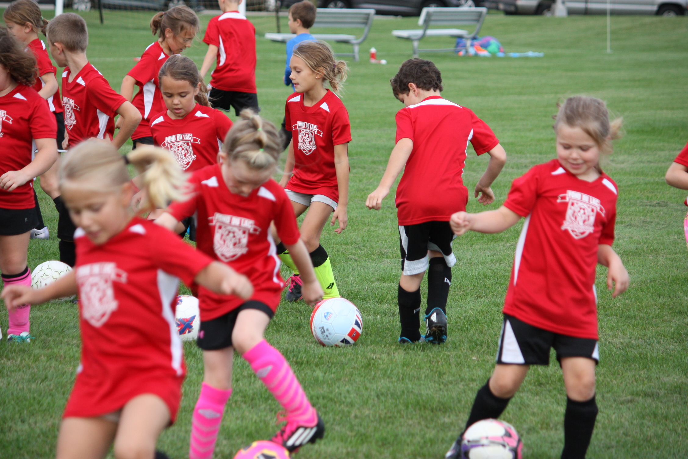 Register for Fondy Youth Soccer Summer Camp