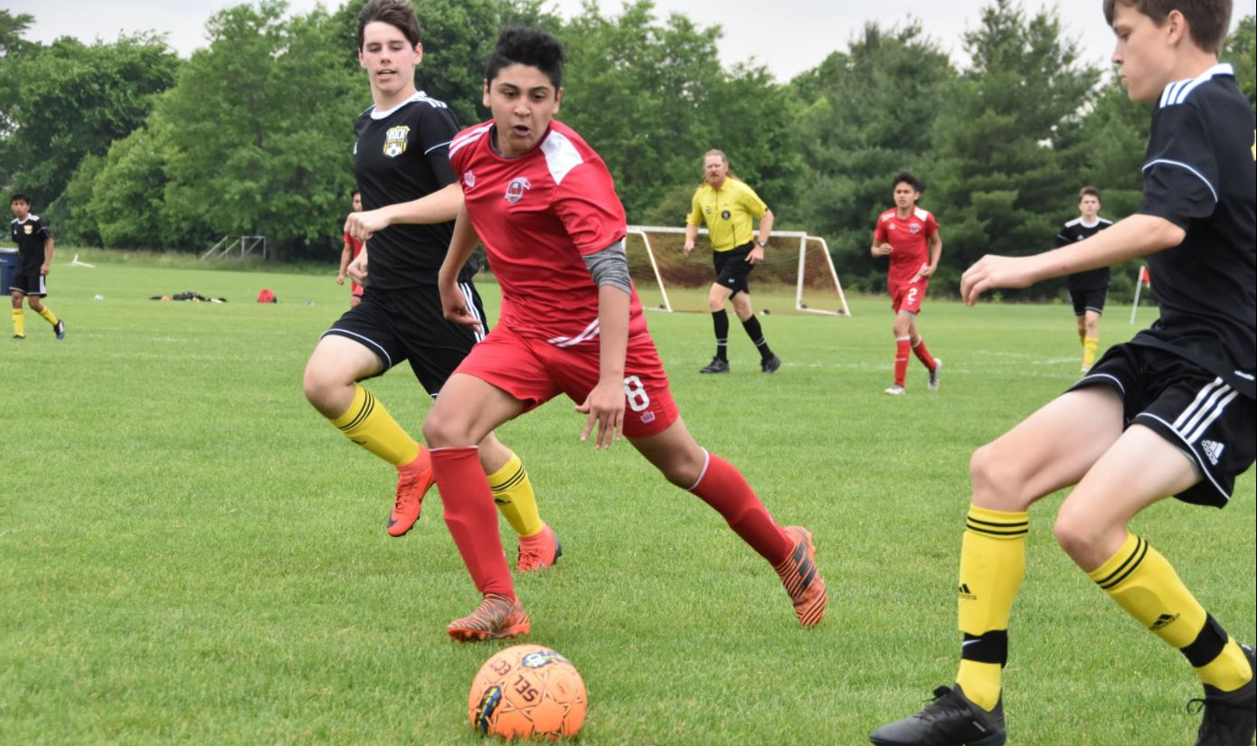 Select Soccer Tryouts - High School Boys