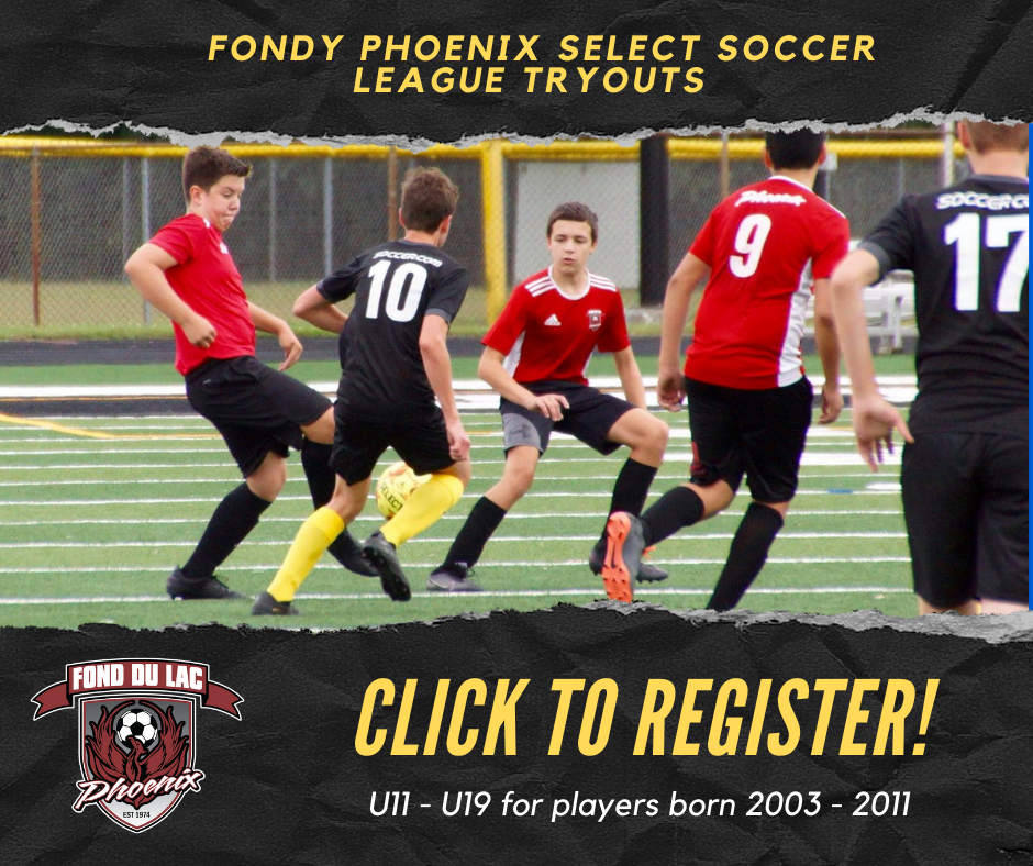 Register for Tryouts